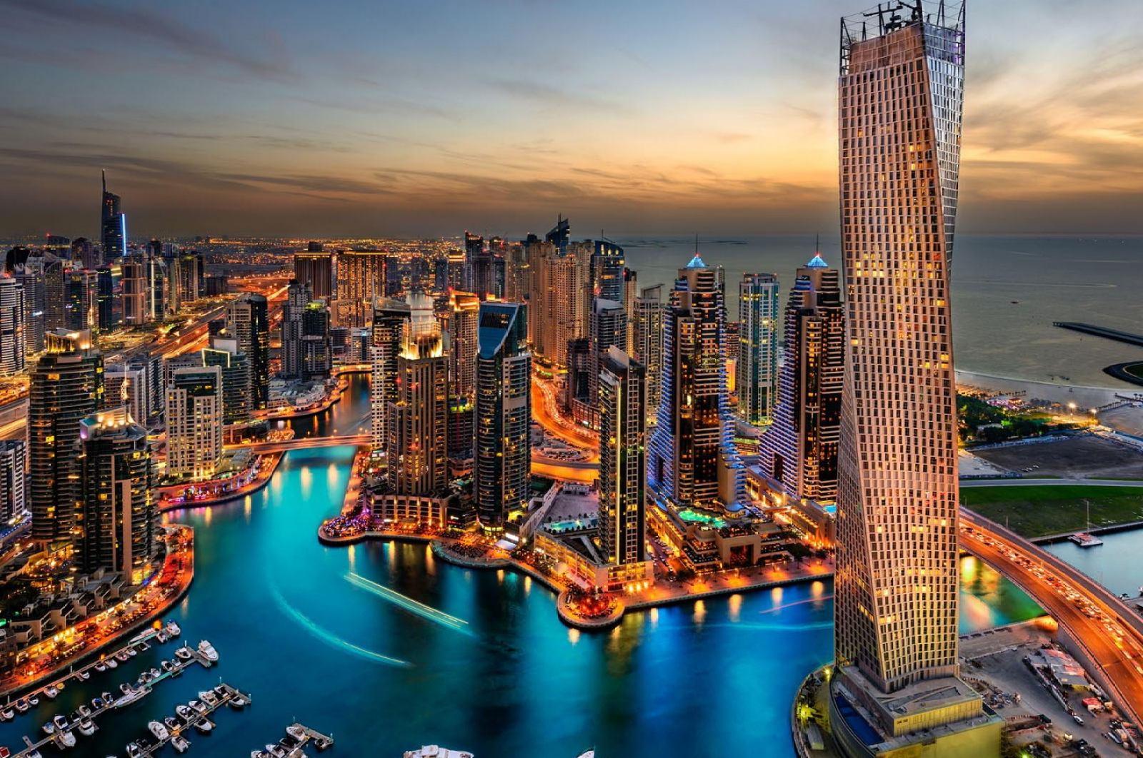 Отдых в Эмиратах в декабре, туры в Эмираты в декабре