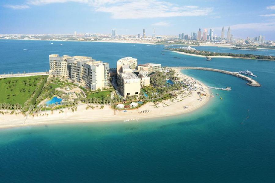туры из Житомитра в отль Rixos The Palm Dubai 1