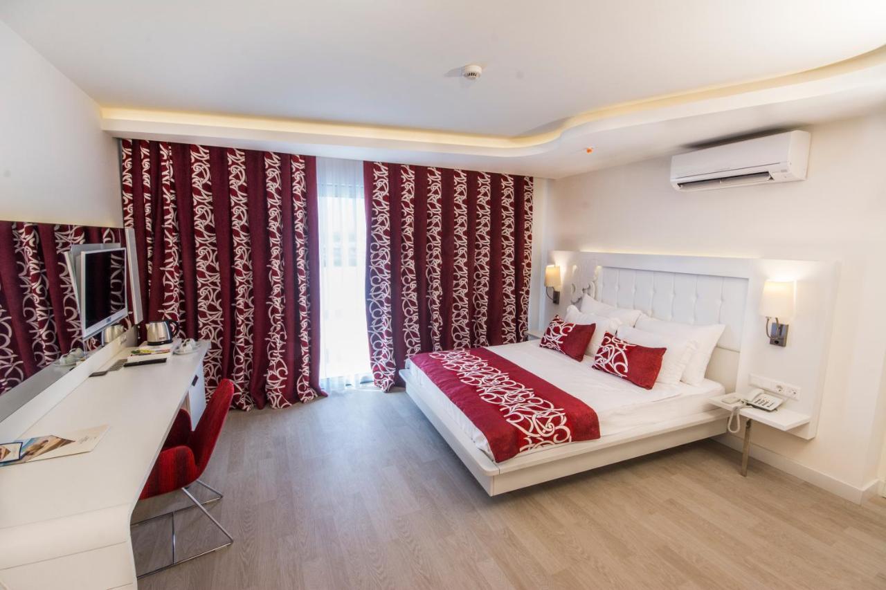 Фото нового отеля Laguna Beach Alya Resort & Spa 5*, Алания, Турция, номера