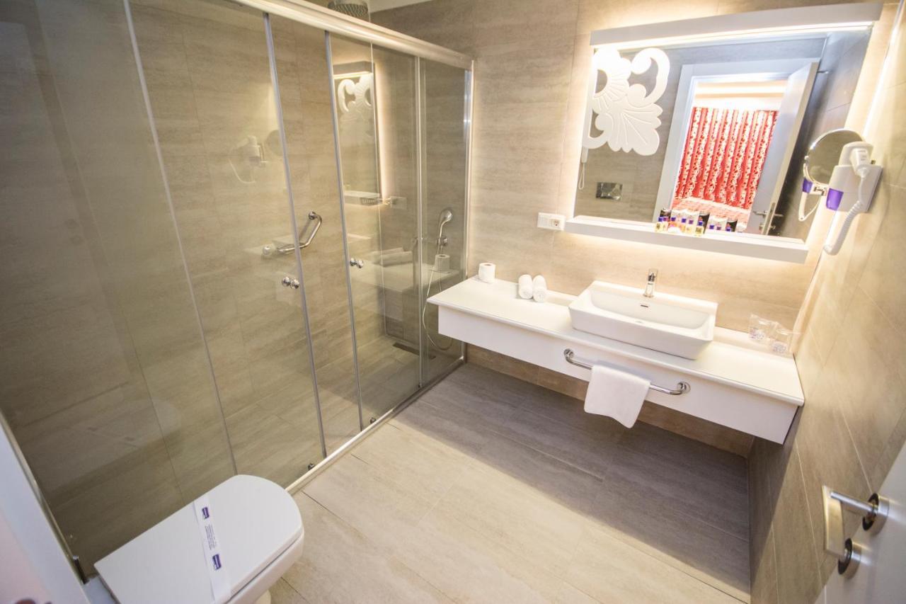 Фото нового отеля Laguna Beach Alya Resort & Spa 5*, Алания, Турция, ванная комната