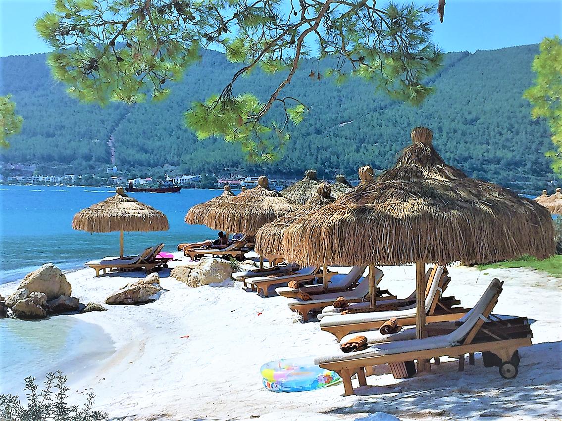 Lujo Bodrum пляж photo