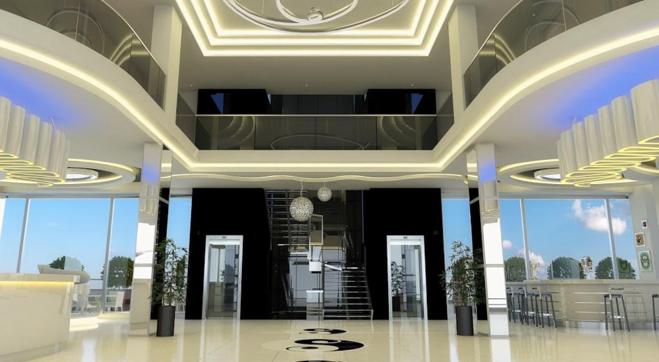 Фото нового отеля в Алании Фото нового отеля в Алании Laguna Beach Alya Resort & Spa 5*, Турция, холл