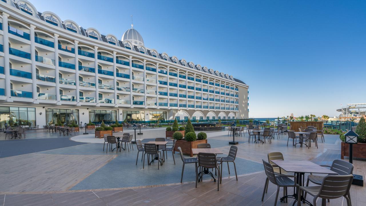 Фото нового отеля в Турции Adalya Elite Lara 5*