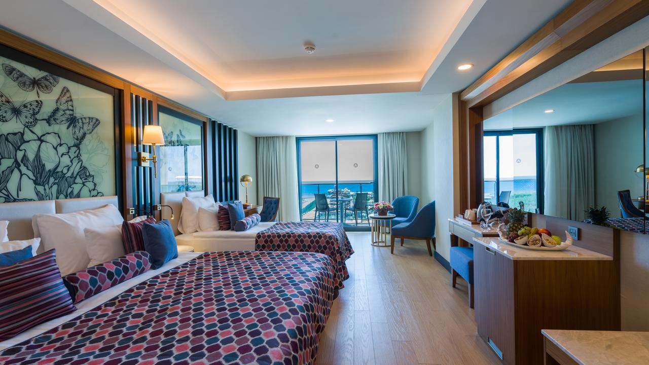Фото нового отеля в Турции Adalya Elite Lara 5* номера