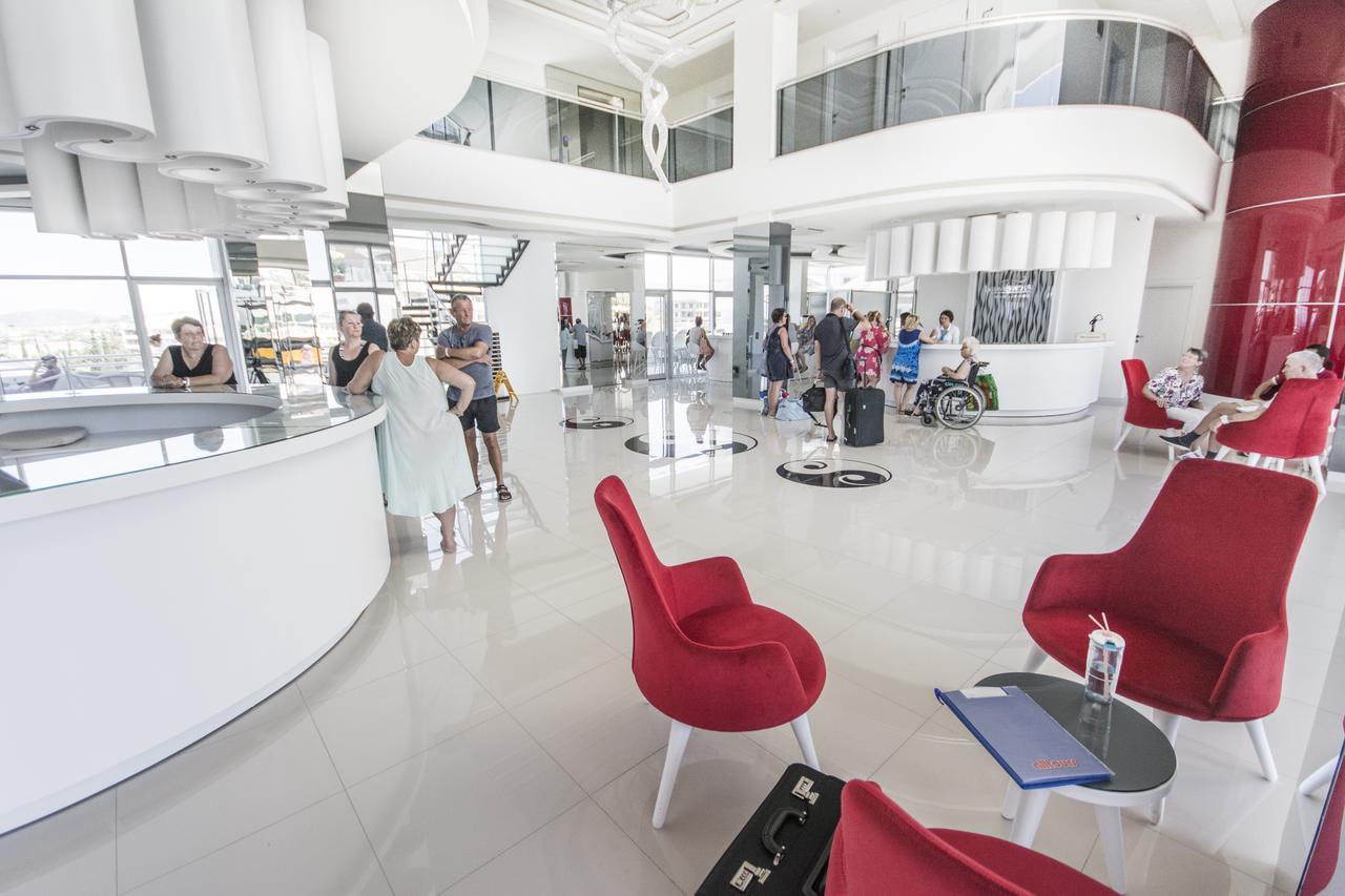 Фото нового отеля в Турции Laguna Beach Alya Resort & Spa 5* дизайн
