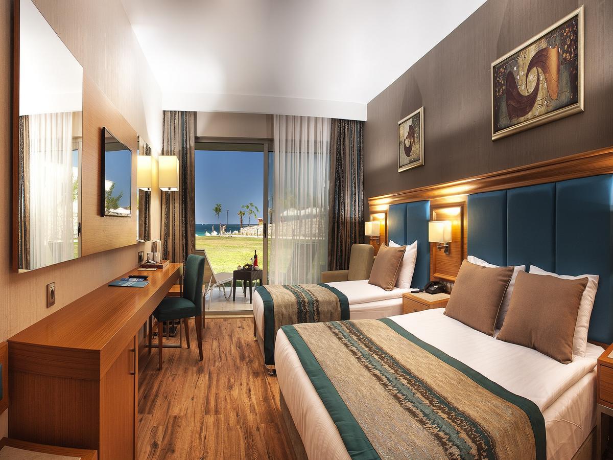 Фото нового отеля в Турции Aquasis Deluxe Resort & Spa 5* номера