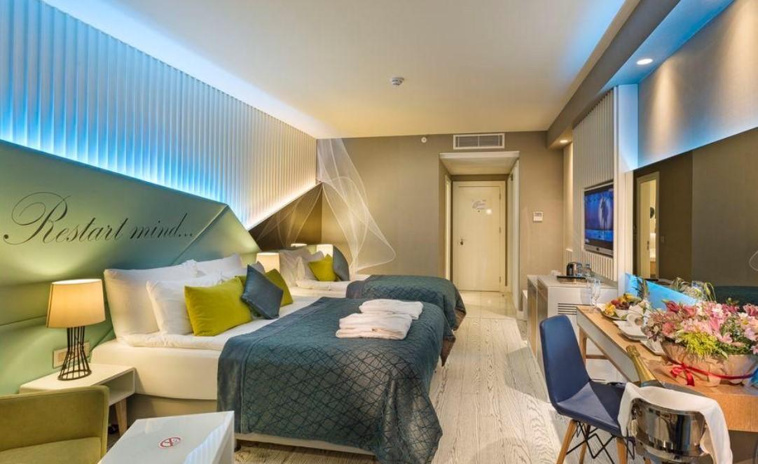 Фото нового отеля Турции Wind of Lara Hotel & Spa 5* номера
