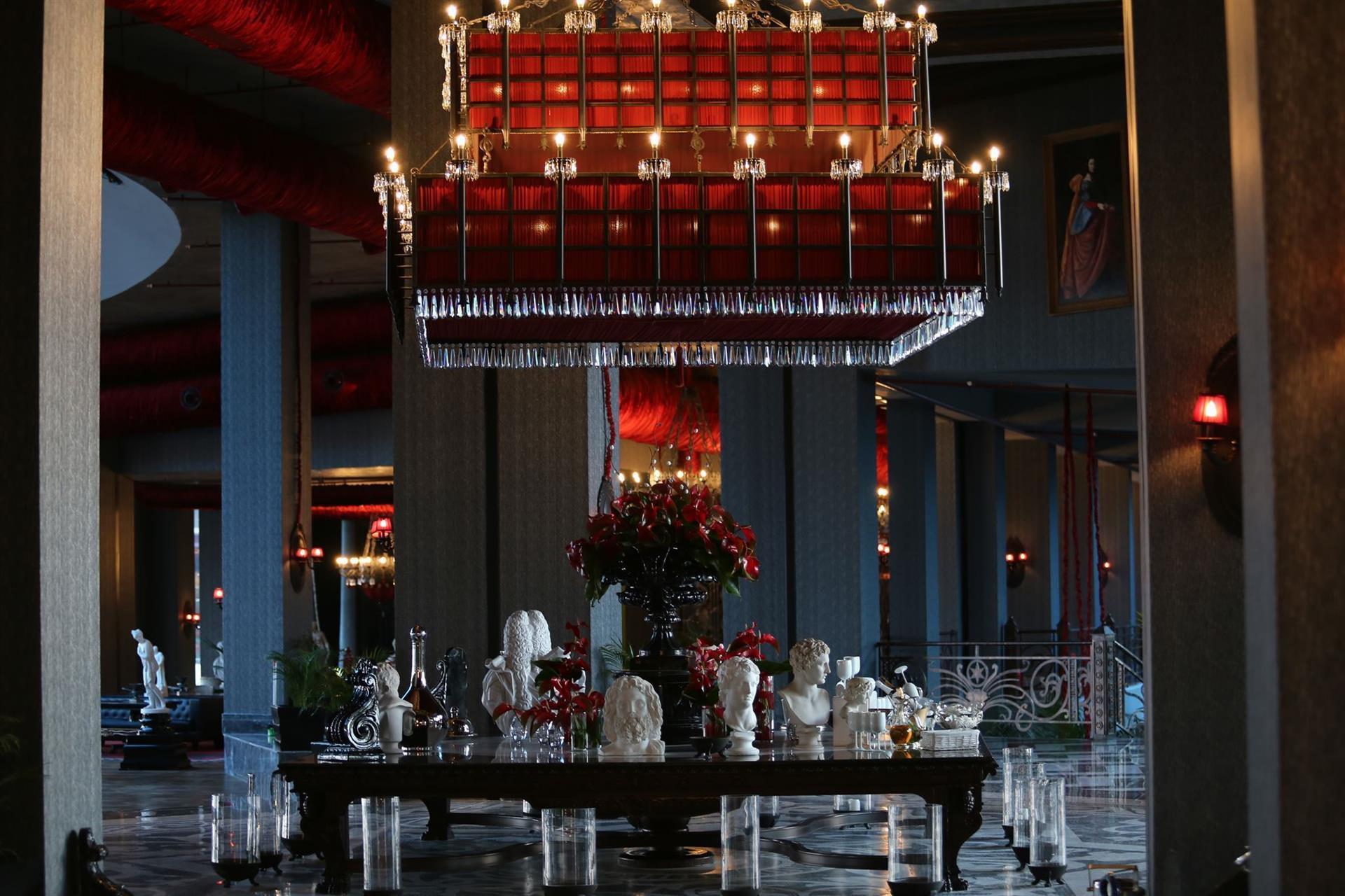Фото нового отеля Турции Selectum Luxury Resort Belek 5* , дизайн