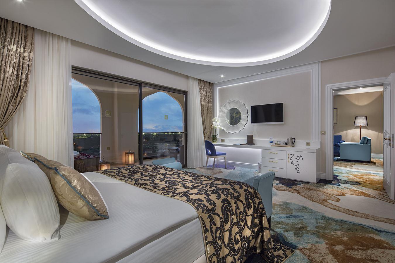 Фото нового отеля Турции Granada Luxury Belek номера