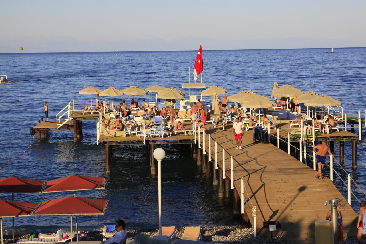 Фото отеля TT Hotels Hydros Club Турция море и пляж