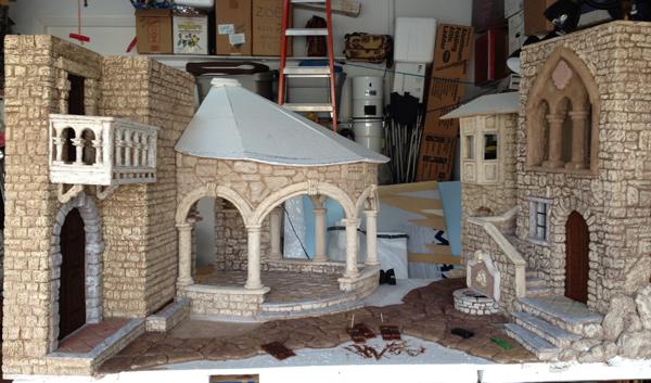 Hot Wire Foam Factory  Foam Nativity Scene