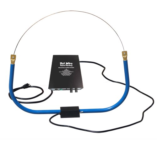 small resolution of hot wire industrial 32 inch router and industrial power supply
