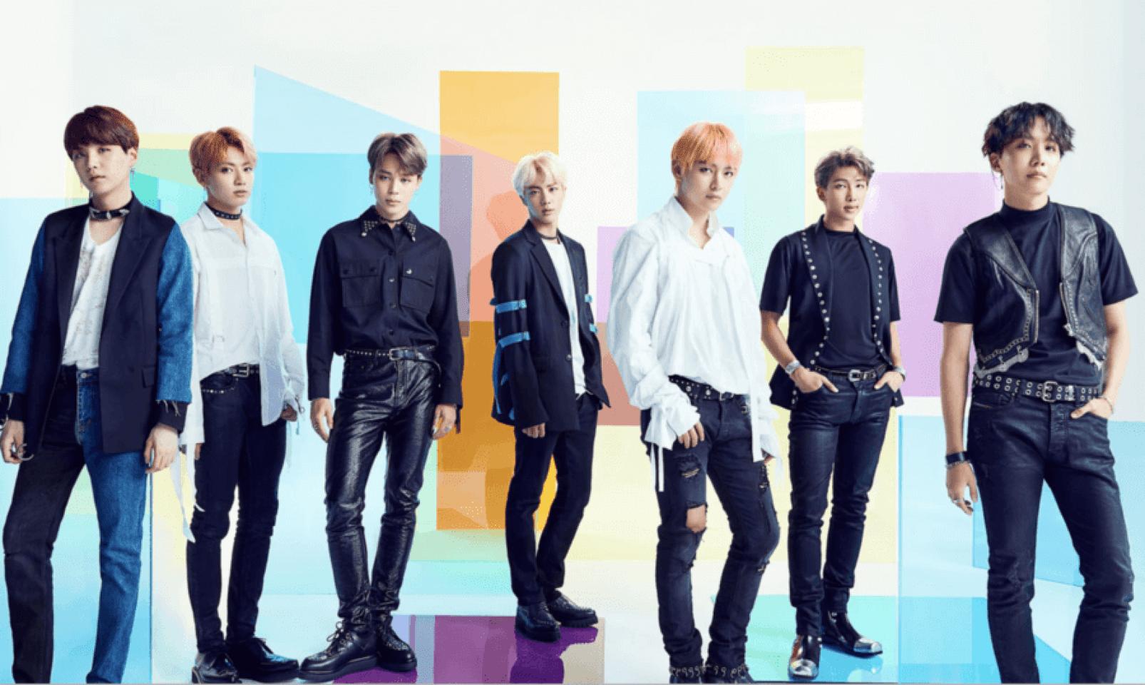 BTS、メンバー