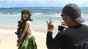 桐谷美玲、ハワイ、挙式