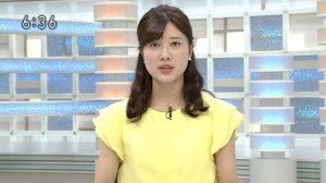 石橋亜紗アナ