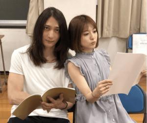 村田充と、離婚を発表した神田沙也加