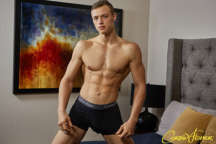 Tall Teen Muscle Stud Jude