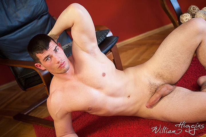 Young Hunk Oleg Hubert