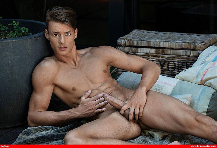 Model Of The Week: Matthieu Pique