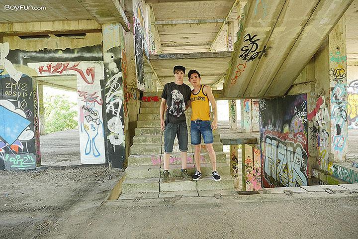 BoyFun: Graffiti Grind
