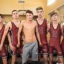 Helix Academy Wrestling - Chapter 6: The Orgy