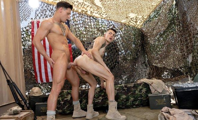 HotHouse: Sgt. Dick - Scene 01