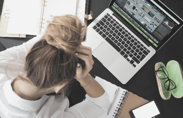 L'inaction des entreprises face au problème du stress au travail