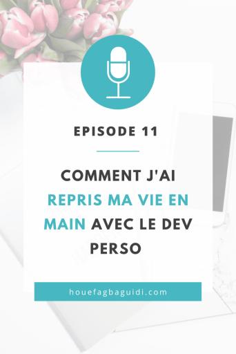 Comment Je Suis Redevenue La Cheffe d'Orchestre De Ma Vie - Interview d'Aurélie Helle - E011 2