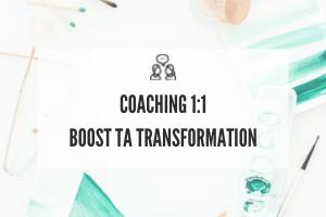 Offre de service - Coaching Boost ta transformation