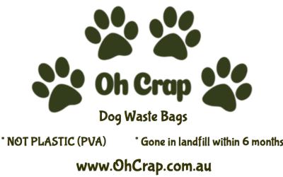 Oh Crap Dog Poop bags special offer for Houndwave