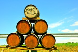 Winery Direct Sales