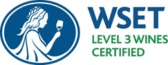 WSET Level 3 Certified