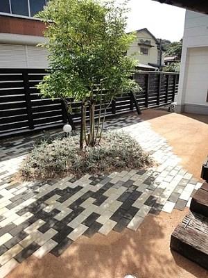 お庭のリフォーム工事イメージ写真(~50万): 工事料金について