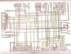Need wiring help with 500 engine  KawiForums  Kawasaki
