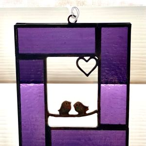 Home - Stained Glass, Crystals, Wood, pottery