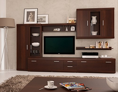entertainment units living room costco sets imperial center modern wall capacity storage design furniture hour