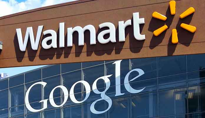 Google and Walmart to Venture into Voice Activated Shopping