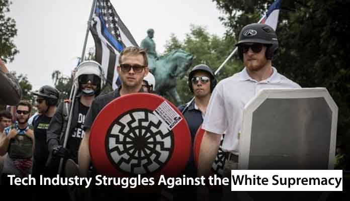 Tech Industry Struggles Against the White Supremacy