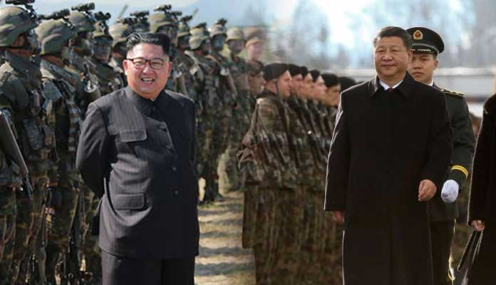 China Suggests Diplomacy to Resolve Korean Peninsula Conflict