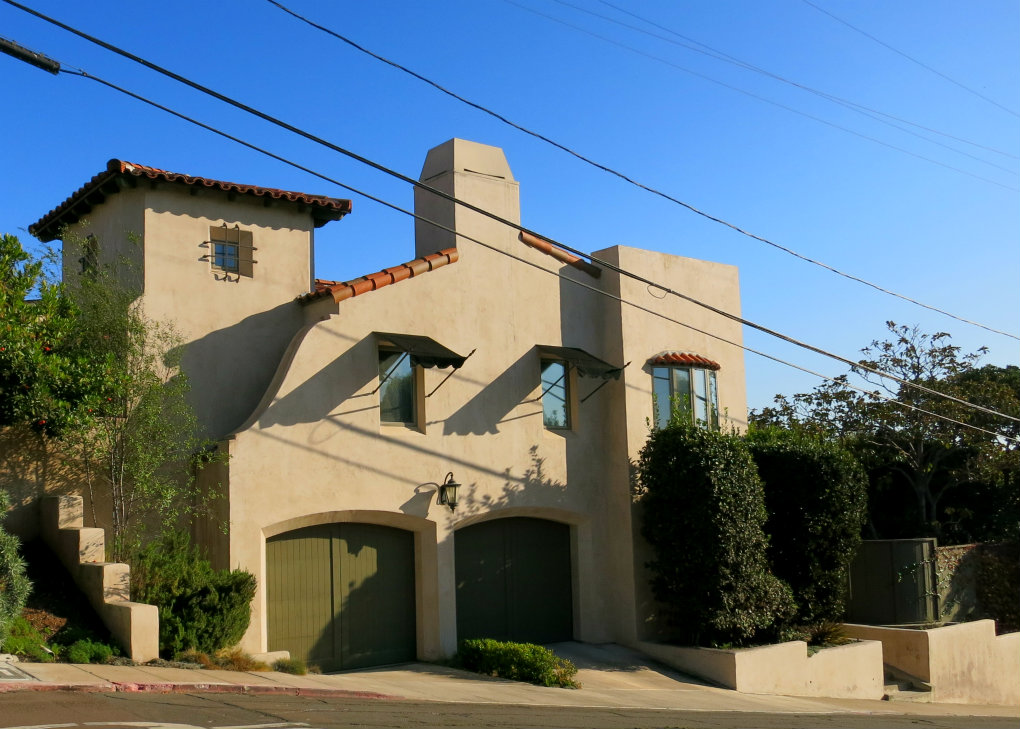 Mission Revival Architecture And The Home