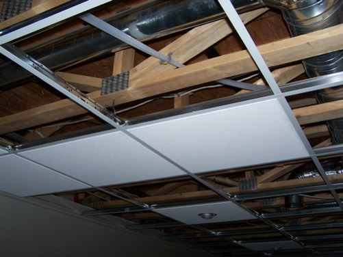 How To Install A Suspended Ceiling
