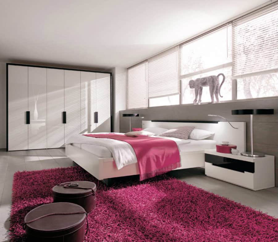 Pink Interior Design Pink Bedroom Ideas