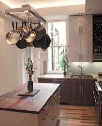 Small kitchen: how to visually enlarge space