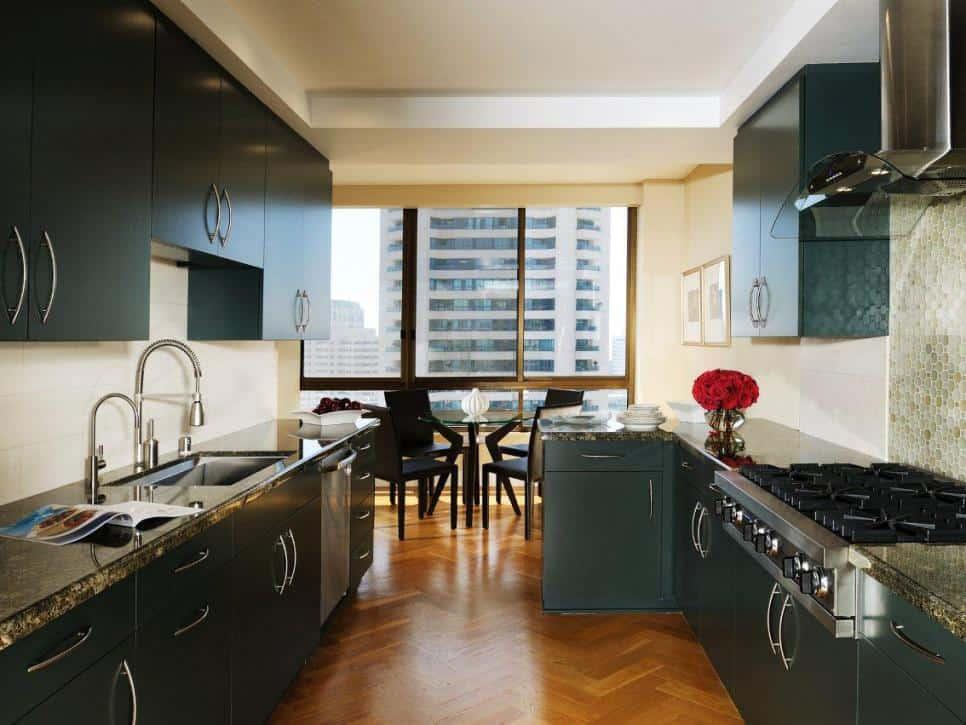Small Apartment Kitchens