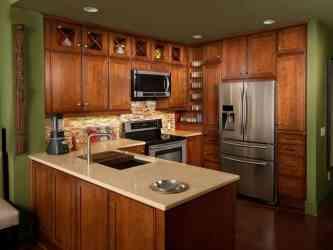 kitchen features technical designs interior