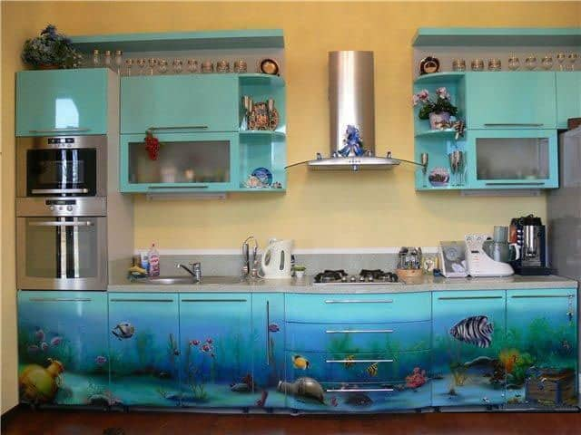 Kitchen design Nautical kitchen decor  HOUSE INTERIOR