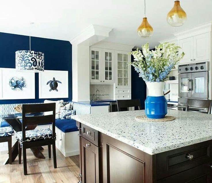Nautical Kitchen Decor