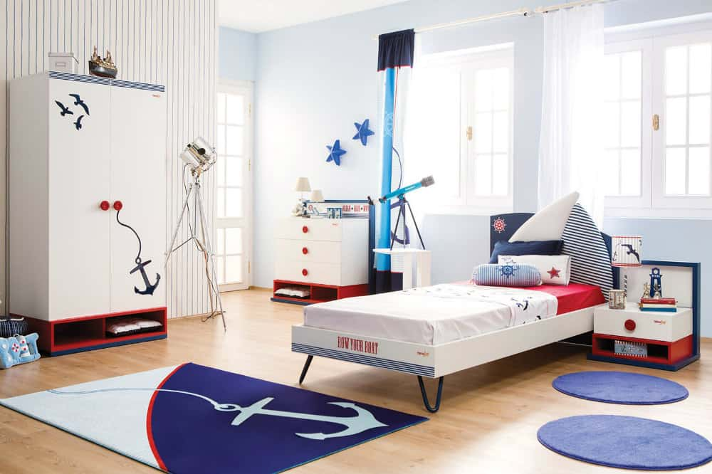 Nautical Decorating Ideas Home