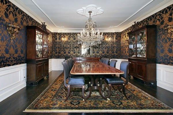 Dining Room Decorating Ideas Victorian Dining Room