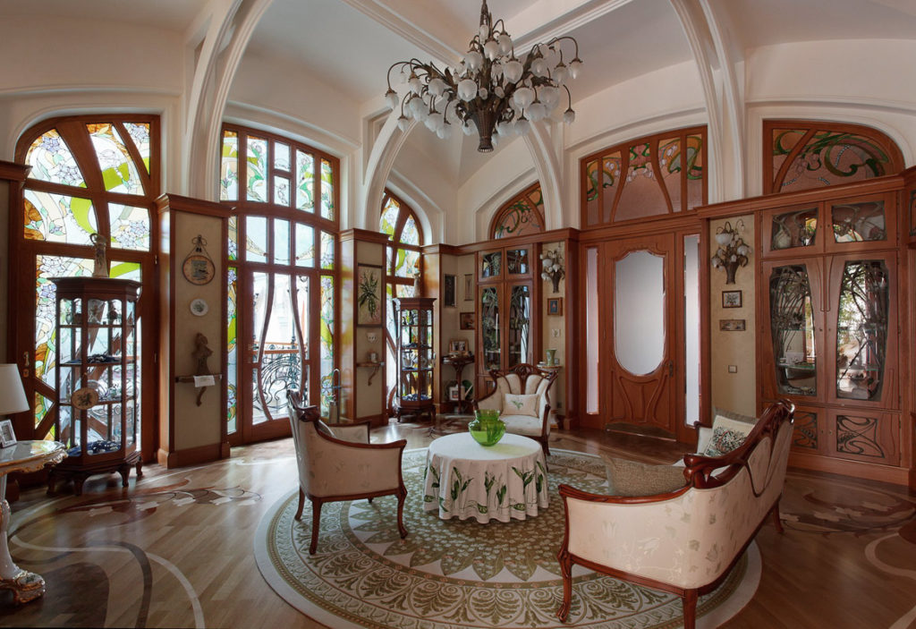 Badezimmer Jugendstil Haus Ideen
